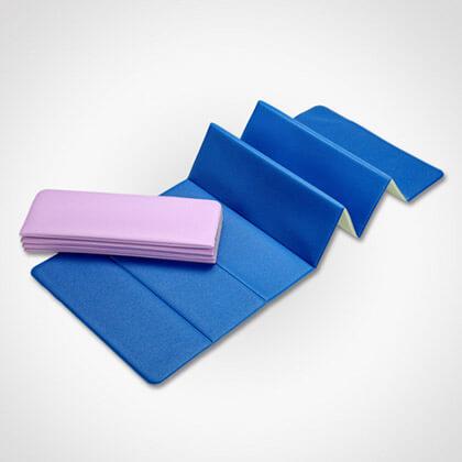 Folded Yoga Mat