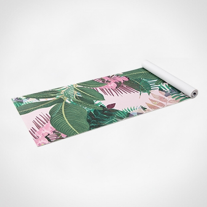 PM-814DP Custom Printed Yoga Mats