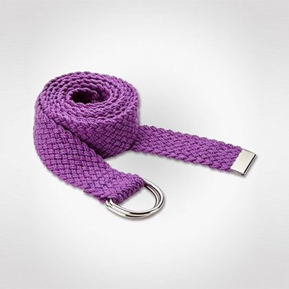 Cotton Yoga Strap-6-ST-CTN