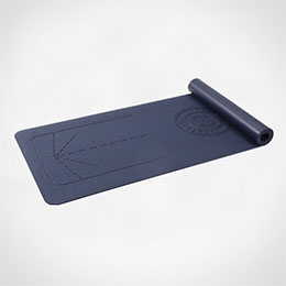 High Density Embossed Yoga mat