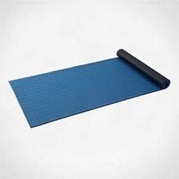 PM-814A2CW-2 Tones Fabric Weave Textures Yoga Mat